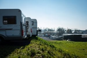 Campervan, Motorhome Boat Storage - CaSSOA Accredited Storage Site